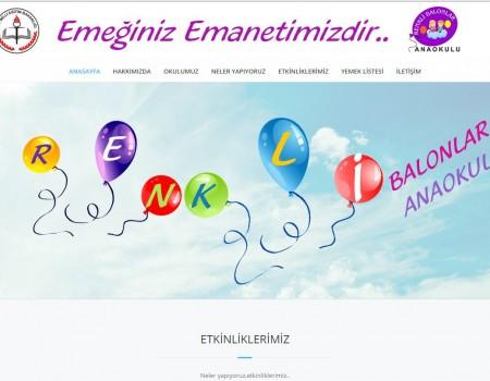 Renkli Balonlar Anaokulu
